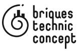 Briques Technic Concept Filiater