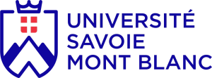 Université Savoie Mont Blanc Logo 2015