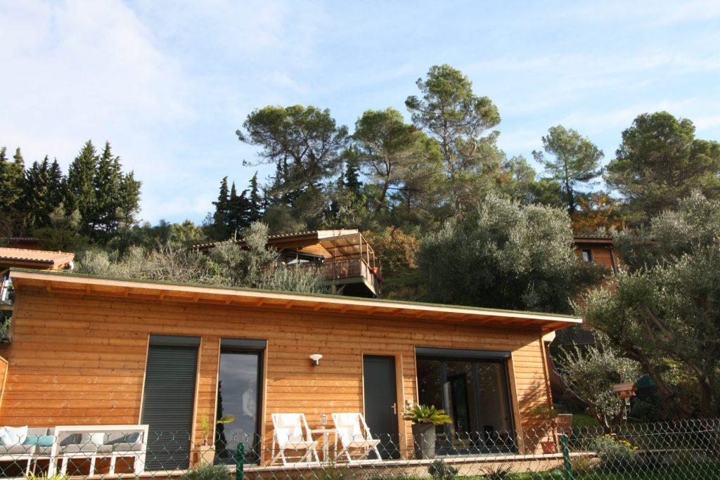Maisons du Domaine de l'Argibois