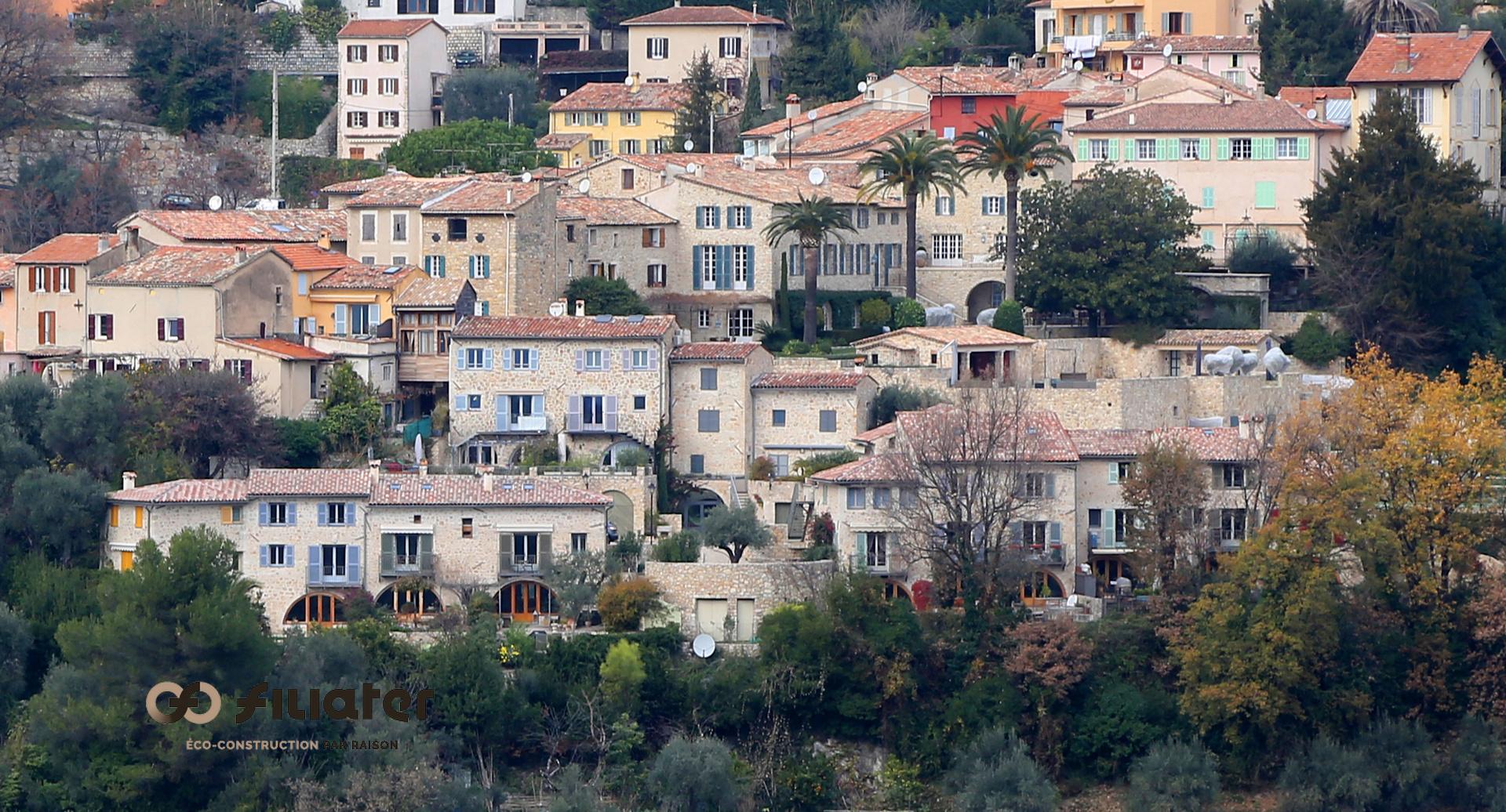 Village De Magagnosc Zoom