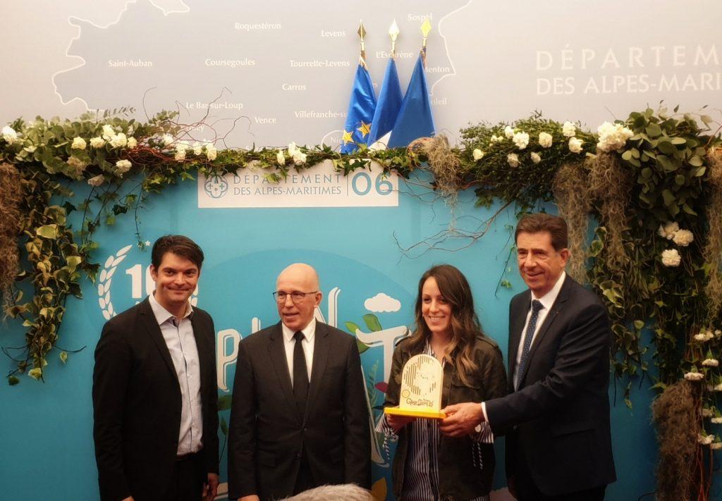 Filiater Recompense Forum Annuel Climat Energie Alpes Maritimes