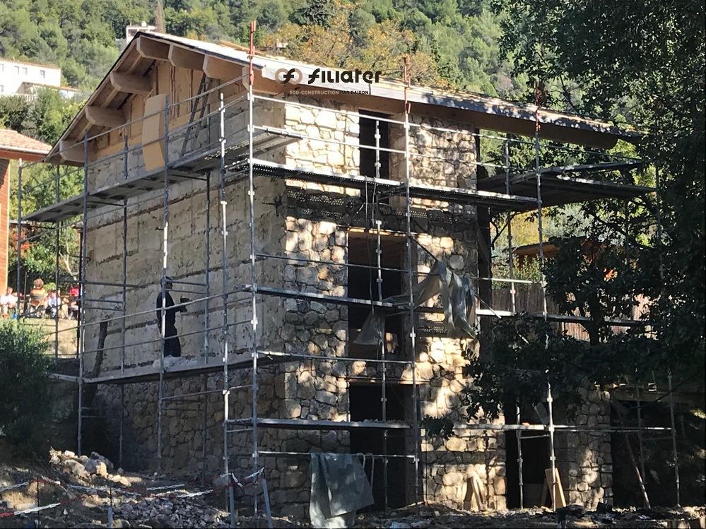 Filiater Domaine Argibois Eco Construction 33
