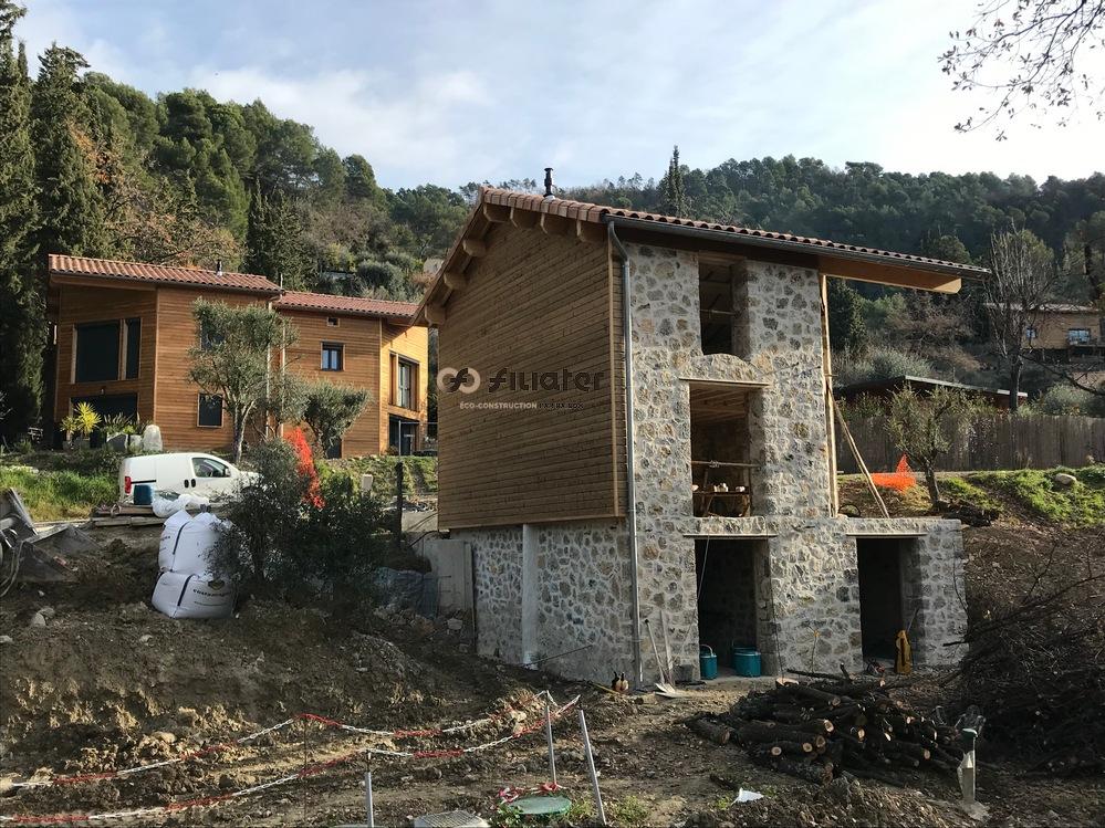 Filiater Domaine Argibois Eco Construction 34